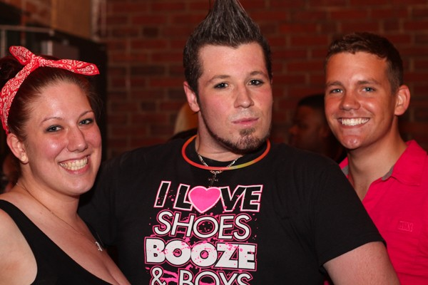 20 Photos from the Official Gay Games Opening Ceremony After Party at Bounce