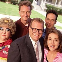 The Drew Carey Show  Photo Courtesy of Lana Kecovich, Instagram,