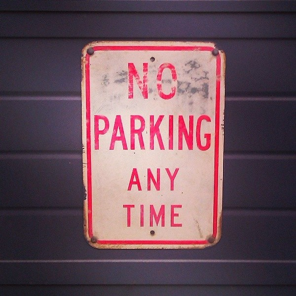 Lack of Parking