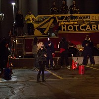 21 People Were Set on Fire at the Hotcards Burn Event  Photo Courtesy of Dan Cole, Hotcards