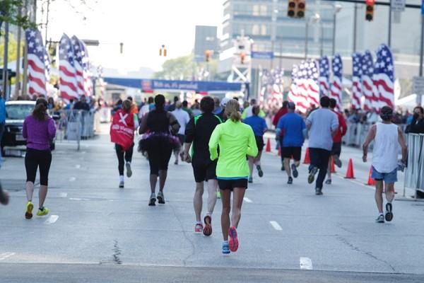 22 Photos of the Rite Aid Cleveland Marathon