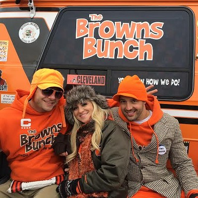 22 Photos of the Scene Events Team at the Browns vs. Texans Muni Lot Tailgate