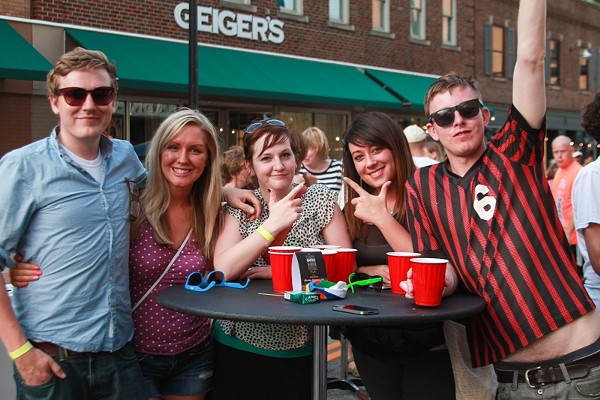 24 Fun Photos from Lakewood Summer Meltdown