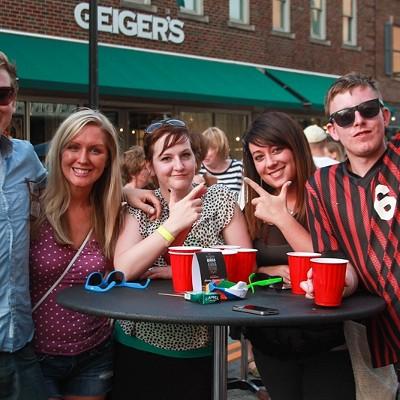 24 Fun Photos from Lakewood Summer Meltdown