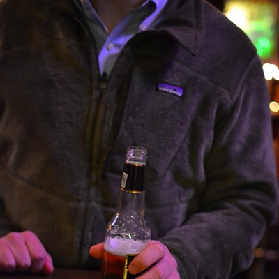 A night out with the CLE Bar Experiment
