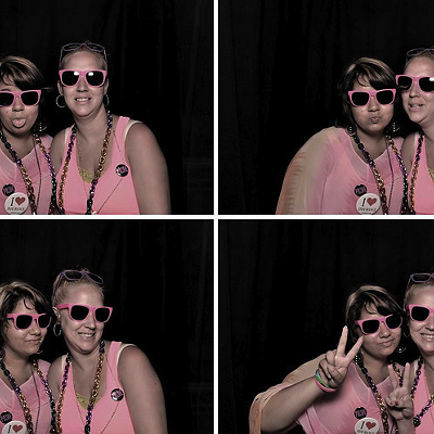 29 of the Most Ridiculous Photo Booth Pics From the Gay Pride Parade