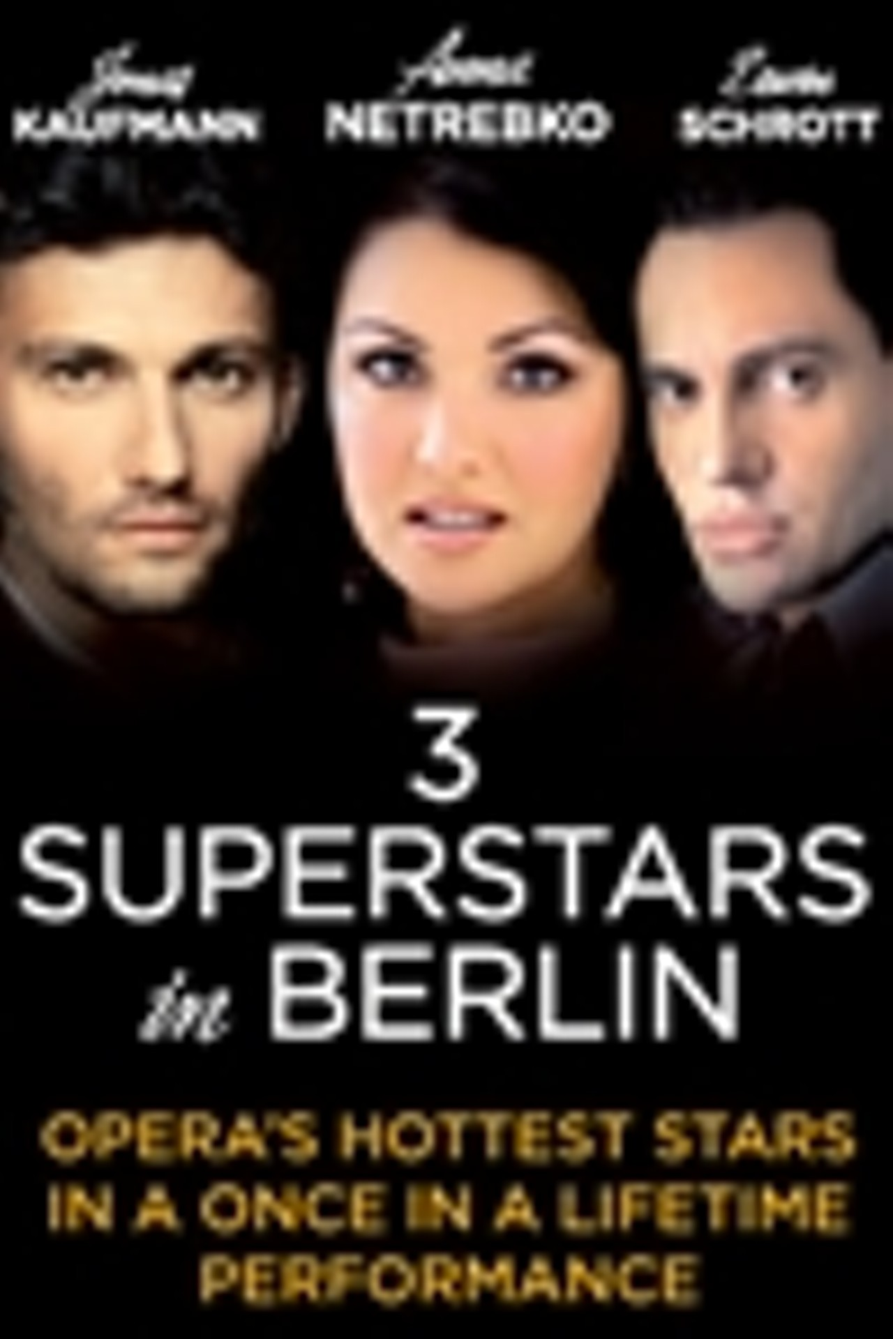 3 superstars in berlin