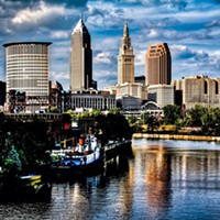 30 Incredible Photos of Cleveland from Scene's Photo Sharing Contest  Photo Courtesy of Instagram User tracytakespics