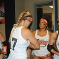 33 Photos from Yesterday's Cleveland Crush Lingerie Football Game