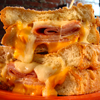 26. The Most Delicious Cheese Sandwich Shop in America  Photo courtesy of Flickr Creative Commons