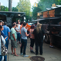 27. Food Trucks  Photo courtesy of Flickr Creative Commons