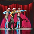 A Feast for the Eyes: You'll Never Know Where to Look Next in the Hyperactive Pippin at Playhouse Square