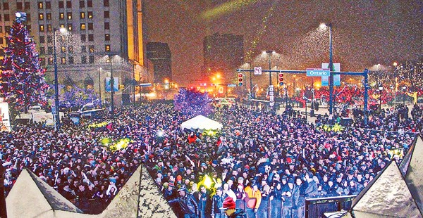 New Years Eve Cleveland