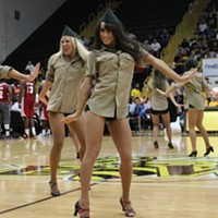 """Q: What's the best thing about being a Cavs girl? A: There are so many good things. The fan interactions are one of our favorites. We really feed off of the energy they give us in the stadium. """"For me, there are two things,"""" said Cavs Girl Tiffany. """"Finally get to perform in front of everyone is one, because we've put so many hours of work into a 2 minute routine. And two, being a role model is one of the coolest things ever. To have a little kid come up to you and be like 'I wanna be like you one day,' makes everything worth it,"""" she said."""