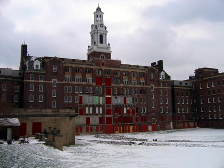 Abandoned Ohio: 27 Photos of Ohio's Deserted Churches and Hospitals