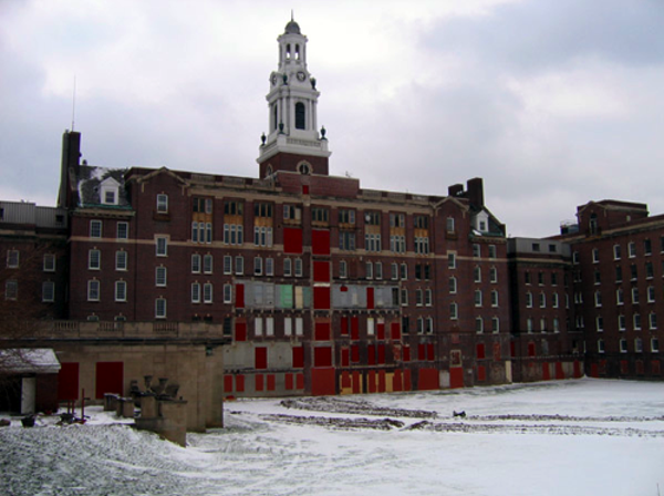 St. Luke's Hospital- Cleveland