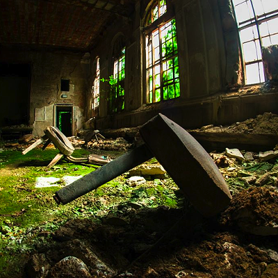 Abandoned Ohio: 27 Photos of Ohio's Deserted Churches and Hospitals