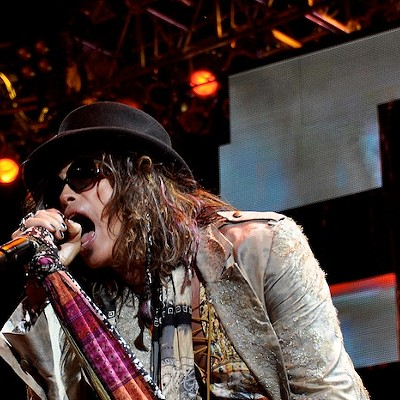 Aerosmith at The Q