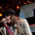 Aerosmith at The Q