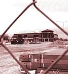 WALTER  NOVAK - After the Schneiders were shut down, the $90 million Cornerstone Project ground to a halt.