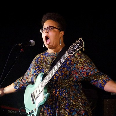 Alabama Shakes and the the Deslondes Performing at Hard Rock Live