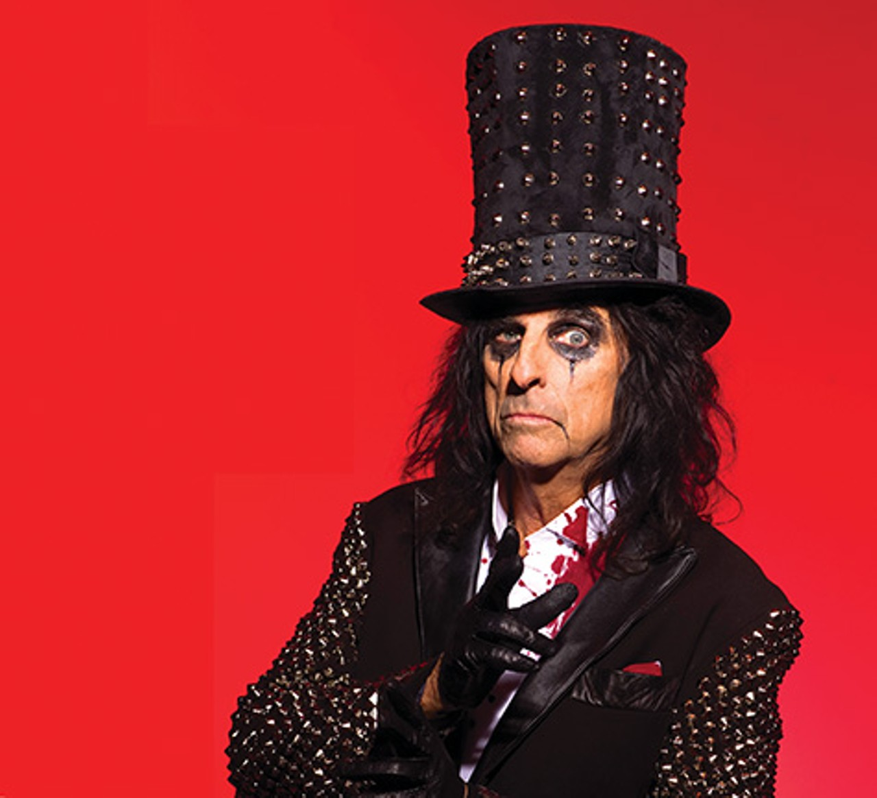 Alice Cooper Teams Up With Shock Rocker Marilyn Manson Music Lead