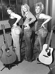 All in the jeans: The Angels bring Broadway chops to - songs that are better off without them.
