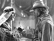 American hero triumphs in the Arabian desert: Set that - metaphor alert to red!