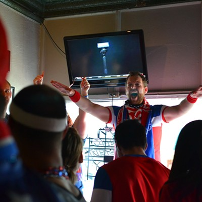 Soccer Fans In Lakewood Watch The U.S. Beat Ghana In The World Cup