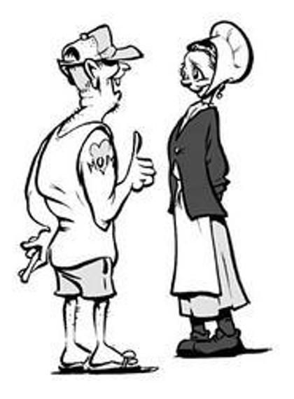 criticism advise the