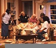 An interracial cast offers a gender-reversed take on The - Odd Couple at Karamu.