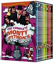 And now for something completely different: Monty Python's cult TV series in one massive package.