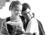 "Angela (James King) and ""Cool Ethan"" (Jason Schwartzman) forge an - improbable romance."