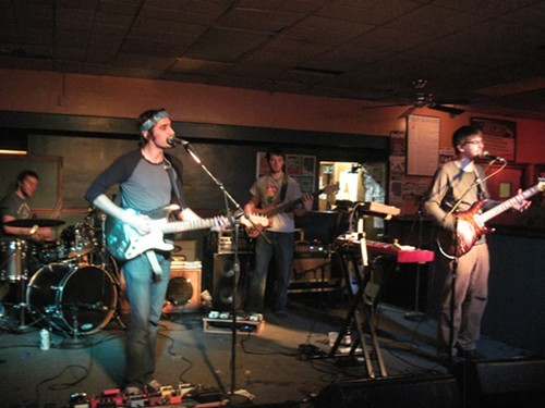 Aqueous at Beachland Tavern earlier this year