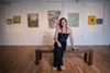 Artist and Owner, Hedge Gallery
