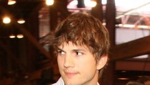 Ashton Kutcher is Pissed About the Walmart Food Drive