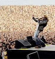Axl Rose: Giving fans the finger for 15 years and counting.
