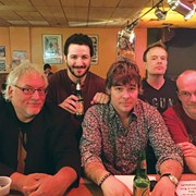 Band of the Week: Brian Lisik & the Unfortunates