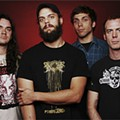 Baroness, Converge, Genghis Tron, and the Red Chord