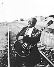 B.B. King is among the many legends featured in - Scorsese's series.