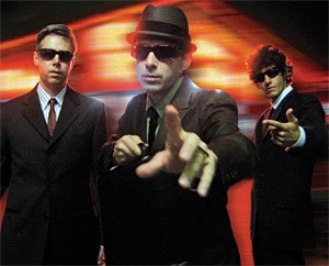 Beastie Boys audition for The Blues Brothers: Seeing Triple.