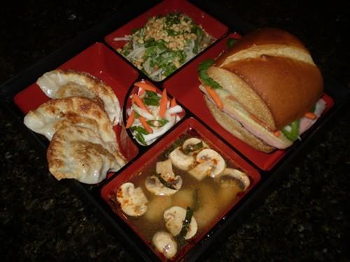Bento Bắc lunch combination