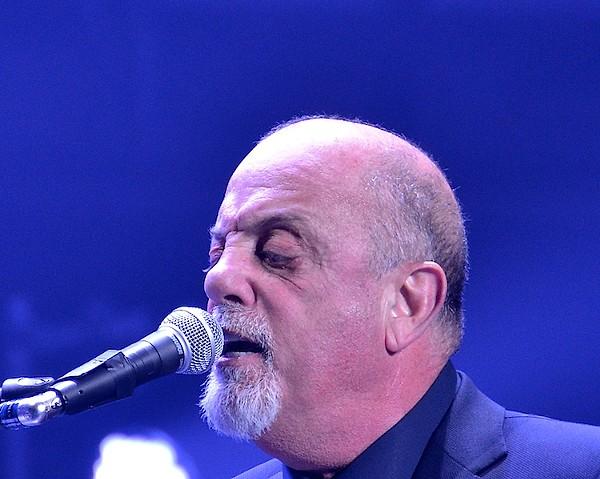 Billy Joel Performing at Quicken Loans Arena