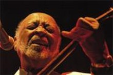 WALTER  NOVAK - Blues legend Robert Lockwood, dead at 91.