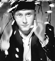 Blurred Image: Jah Wobble, Deep Spacing out.