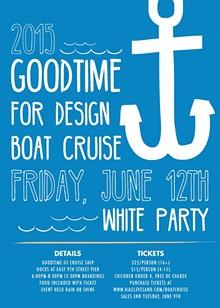 CHRIS JASINSKI - Boat Cruise Flyer