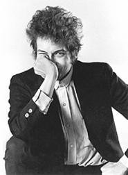 Bob Dylan, man of mystery.