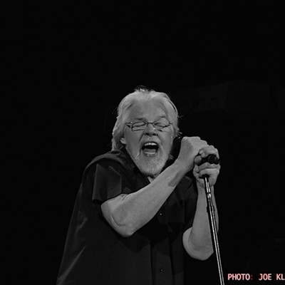 Bob Seger and the Silver Bullet Band and the J. Geils Band Performing at the Q