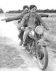 Born to be a communist leader: The Motorcycle - Diaries looks at pre-revolutionary road-trippin' Che - Guevara.