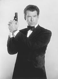 Brosnan: A better Bond than most.